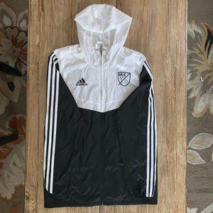 Adidas MLS Windbreaker Jacket